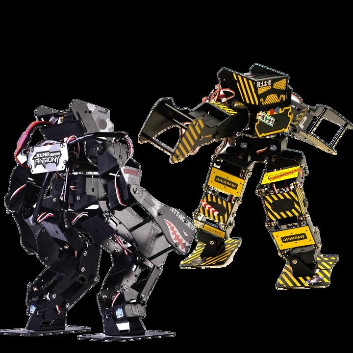 V Cityparku: najmočnejši robotki na svetu, interaktivni kreator melodij in razstava priznanih fotografov (foto: PROMO)