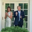 """Melania Trump je v Beli hiši pustila svojo sled, a vsi niso zadovoljni: Dežurni kritiki spet """"v luftu"""""""