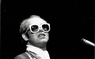 """Elton John: """"Živim in sem živel izjemno življenje."""""""