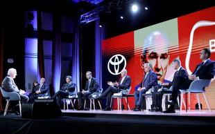 Letošnji 15. Blejski strateški forum kljub pandemiji covida-19 postregel z najvišjo udeležbo doslej