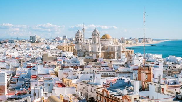 Cadiz je priljubljena poletna destinacija tudi za prebivalce Seville. (foto: Foto: Shutterstock)