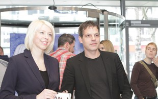 """Poročil se je znani medijski par: Boštjan Veselič in Katarina Golob izrekla usodni """"da"""""""