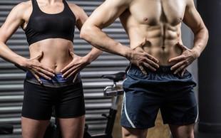 Nabiranje maščobe okoli trebuha – kaj so miti in kaj resnice?