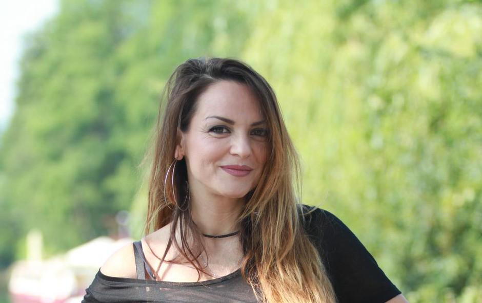 Oriana Girotto je nekoč s Katarino Čas vodila oddajo, takšna je prava resnica o njunem odnosu (foto: Goran Antley)