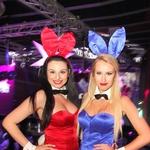 Bojana (na sliki levo) je bila vrsto let tudi Playboyeva zajčica. (foto: Foto: Andraz_Kobe)