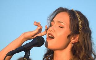 Glasbenica Veronika Strnad: Ljubezen je moj vir inspiracije
