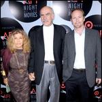 Sean Connery s soprogo Micheline Roquebrune in sinom Jasonom. (foto: Foto: Chris Delmas/Visual Press Agency)