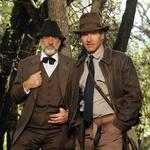 Kultni film Indiana Jones. S Harrisonom Fordom v filmu iz leta 1989 Indiana Jones in zadnji križarski pohod. (foto: Foto: Profimedia)