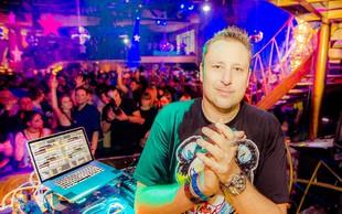 DJ UMEK domov proti Šiški kar tekel