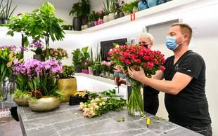 Po prenovi je svoja vrata ponovno odprla cvetličarna Gardenia v Cityparku