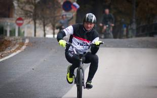 Poleg dvojne zmage na Dirki po Franciji dva dni kasneje še nov kolesarski rekord v Ljubljani