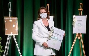 Moja zdravnica 2020 je ginekologinja Hatije Ismaili