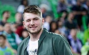 Luka Dončić med marketinško najbolj zanimivimi športniki
