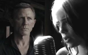 Novi James Bond in Ni čas za smrt v kinodvoranah šele aprila