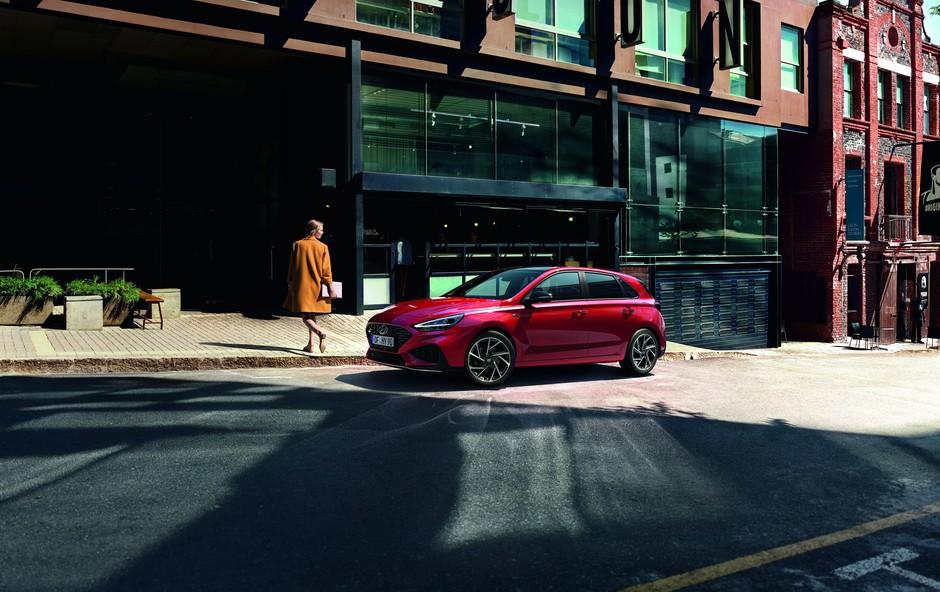 To je ta zaupanja vreden avto,  ki je zdaj postal še boljši in lepši (foto: PROMO)