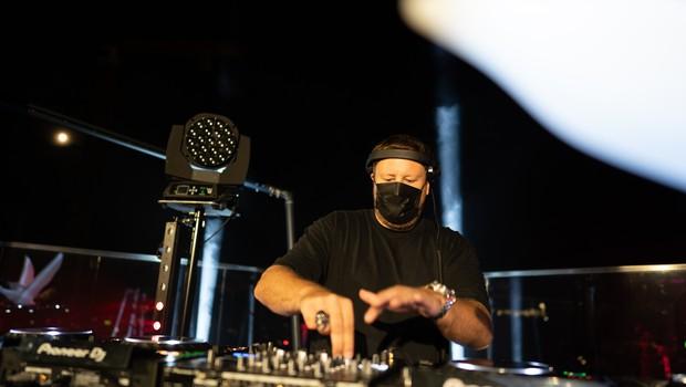 DJ Umek za Auroro po dolgem času spet za mešalno mizo (foto: Promocijsko gradivo)