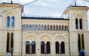 Začenja se teden razglasitev letošnjih prejemnikov Nobelovih nagrad
