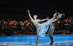 O baletni predstavi Gusar: Ljubezenske scene so še močnejše