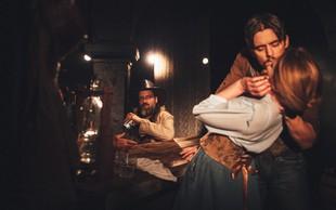 """Nina Ivanišin & Klemen Janežič: """"Gledališče je narejeno zato, da bo nekdo predstave gledal v živo!"""""""