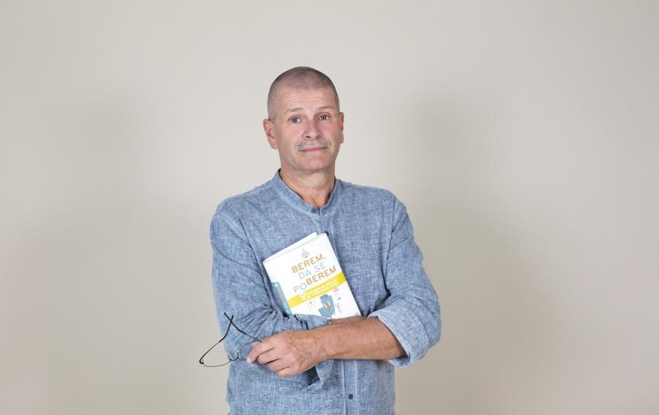 Dr. Miha Kovač: Prihodnost bo knjižna in bralna ali pa je ne bo (foto: Foto: Saša Kovačič)