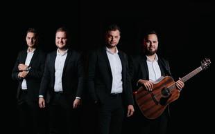 Kvartet Pušeljc: Nekoč peli za dušo, danes so profesionalci