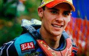Gajser dobil prvo vožnjo na dirki v Lommelu