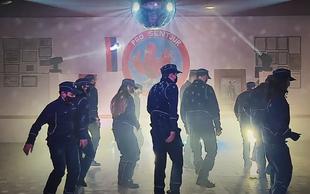 Gasilci iz Šentjurja zaplesali na pesem Jerusalema in na YouTube navdušili Slovence