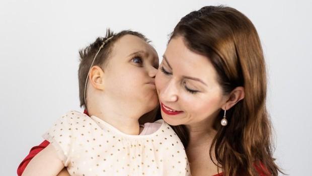 Znana Slovenka sporočila žalostno novico, poslovila se je njena hčerkica (foto: Doris Markač)