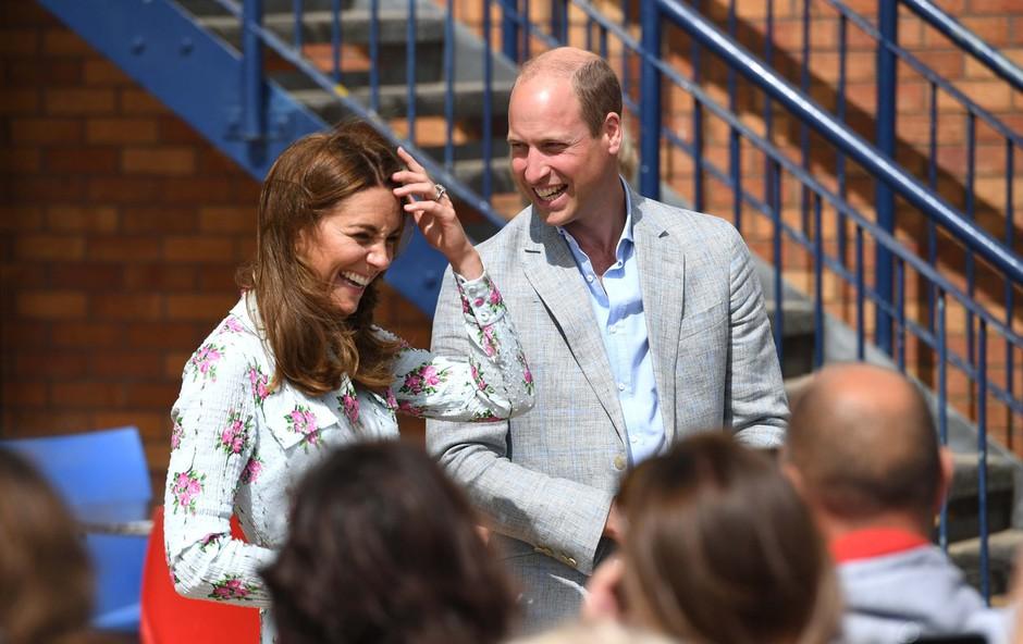 Princ William je imel koronavirus, a kraljeva palača je to pred javnostjo prikrila! (foto: Profimedia)