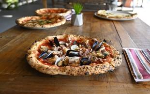 Restavracija Rosso Verde navdušuje s pristnimi italijanskimi picami