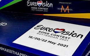 Na tekmovanju za pesem Evrovizije 2021 bo sodelovalo vseh 41 letos prijavljenih držav