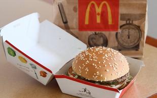 Burger King dela reklamo za McDonalds