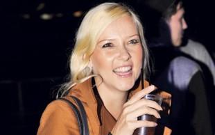 Ta lepa novinarka s POP TV je zdaj samska, razšla se je s sinom Zvezdane Mlakar
