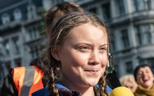"""Greta Thunberg vrača Trumpu z enakimi besedami in sporoča: """"Sprosti se, Donald, sprosti se"""""""