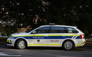 Policisti bodo do 15. novembra poostreno nadzirali vožnjo pod vplivom alkohola in drog