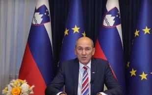 Janša: ZDA so strateški partner Slovenije, ne glede na stranko, ki ji pripada predsednik