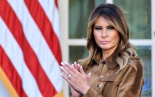 Melania Trump prekinila molk in pozvala k preštetju vseh zakonitih glasovnic ameriških volitev
