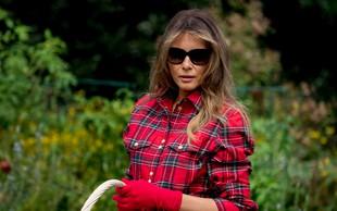Tabloidi: Melania Trump šteje minute do izteka moževega mandata, nakar se bo od njega ločila