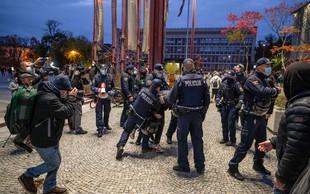 Odbor za notranje zadeve na zaprti seji o ozadju četrtkovega nasilnega protesta