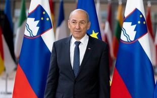 Janša s pismom voditeljem EU o vladavini prava razburil slovenske politike, iz EU zaenkrat brez odzivov