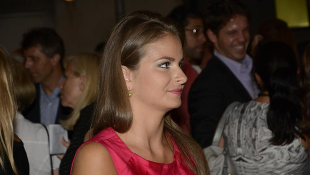 Karl Erjavec hčerko Evo oddal v zakon, poročila se je s 53-letnim podjetnikom (foto: Sašo Radej)