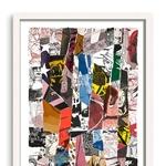 Spletna galerija z umetniškimi odtisi: DISPLEJ na ogled postavi (foto: Foto: Displej)