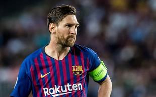 Messi: Utrujen sem od tega, da me vedno krivijo za vse
