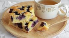 Najboljši čajni kolač - borovnice, mandlji in limona: Z njim se posladkajte v jesenskih dneh