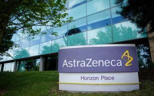 AstraZeneca priznala napako pri odmerkih cepiva v kliničnih študijah