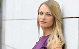 Voditeljica Suzana Perman iskreno o prepirih s fantom in temu, da je treba marsikaj potrpeti