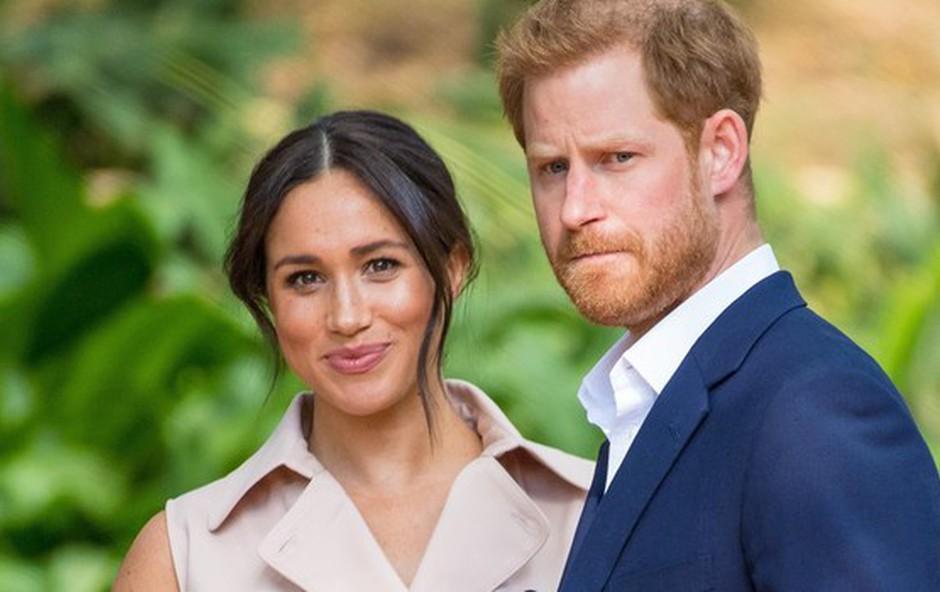 To naj bi bil pravi razlog, zakaj se je princ Harry poročil z Meghan Markle, presenečeni boste (foto: Profimedia)