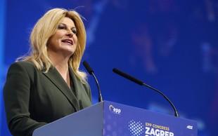 Kolinda Grabar-Kitarović dobila vlogo v humoristični nadaljevanki Dar-Mar