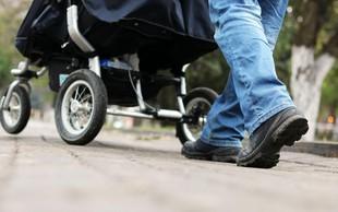 GROZLJIVKA: Soseda z risalnimi žebljički in kislino nad otroški voziček!
