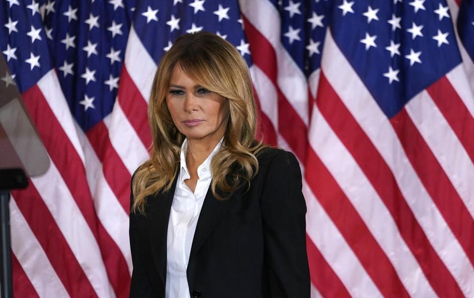 Vse oči so uprte v Melanio, kakšno bo njeno življenje po tem, ko ne bo več prva dama Amerike. (foto: Foto: Profimedia)